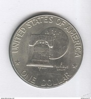 1 Dollar Etats Unis / USA 1976 Bicentenaire De L'indépendance Américaine - Emissioni Federali