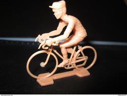 Cycliste Cofalu Non Peint - Ocre - Figurines