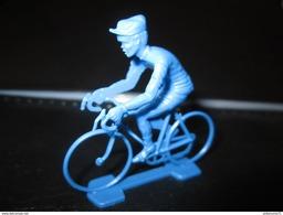 Cycliste Cofalu Non Peint - Bleu - Figurines