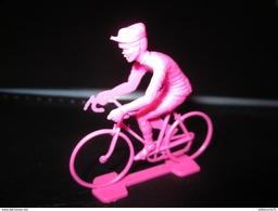 Cycliste Cofalu Non Peint - Rose - Figurines