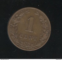 1 Centime Pays Bas / Nederland 1880 SUP - 1849-1890 : Willem III