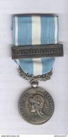 """Médaille De L'Outre-Mer Avec Barette """"  Extrème Orient """" Très Bon état - France"""