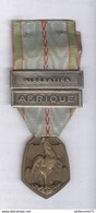 Médaille Commemorative Guerre 1939-1945 - Libération - Afrique - Très Bon état - Frankreich