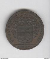 Jeton Maire De Dijon - François Baudot 1694 - TTB - Royal / Of Nobility
