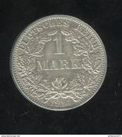 1 Mark Allemagne / Germany 1914 A - [ 2] 1871-1918: Deutsches Kaiserreich