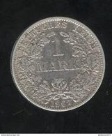 1 Mark Allemagne / Germany 1907 A - [ 2] 1871-1918: Deutsches Kaiserreich