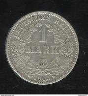 1 Mark Allemagne / Germany 1905 G - [ 2] 1871-1918: Deutsches Kaiserreich