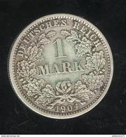 1 Mark Allemagne / Germany 1904 D - [ 2] 1871-1918: Deutsches Kaiserreich