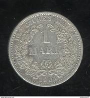 1 Mark Allemagne / Germany 1901 D - [ 2] 1871-1918: Deutsches Kaiserreich