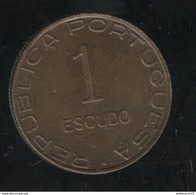 1 Escudo Mozambique 1945 SPL - Mozambique