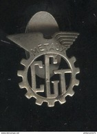 Badge De Boutonnière Ancien CGT Metaux - Organizaciones