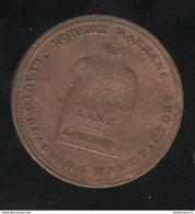Jeton Robert Warren - Inventor Of Japan Liquid Blacking - 1814 - Professionnels/De Société