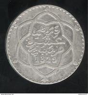 10 Dirhams Maroc 1911 TTB++ - Morocco