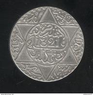 2.5 Dirhams Maroc / Morocco 1882 - Marruecos
