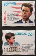Senegal  1993 Assassination Of John F. Kennedy 30th. Anniv. - Senegal (1960-...)