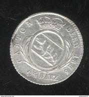 2,5 Batzen Suisse Canton De Berne 1826 SUP - Suisse