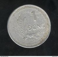 1 Dong Viet Nam 1946 Hô Chi Minh - TB+ - Vietnam