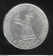500 Lei Roumanie 1941 - Reprise De Basarabia - Roumanie
