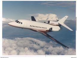 Photo Originale 17,5 X 23,5 Cm - Falcon 900 - Dassault-Breguet Aviation - Aviation