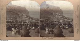 Photo Stéréoscopique Opaque 17,5 X 9 Cm - Notrh Wales - Happy Valley - Llandudno - Fotos Estereoscópicas