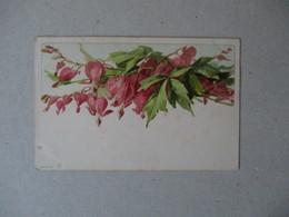 FLEURS RAPHAEL TUCK & FILS UN MOT A LA POSTE SERIE 51.  3 - Blumen