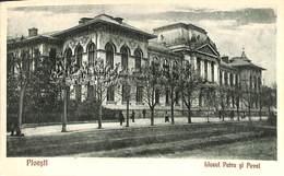 Romania - Ploesti - Liceul Petru Si Pavel (Edit. I Dragu, 1929) - Roumanie