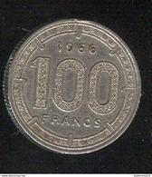 100 Francs Etat Du Cameroun 1966 TTB - Cameroun