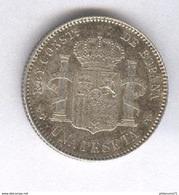 1 Peseta Espagne / Spain 1899 - SUP - Other