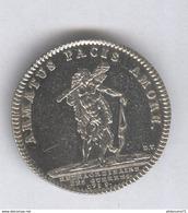 Jeton Royal - Extraordinaire Des Guerres 1719 - Sup - Royal / Of Nobility