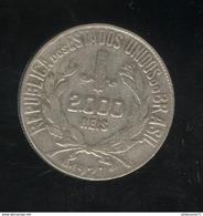 2000 Réis Brésil / Brasil 1927 - Brésil