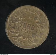 1000 Réis Brésil / Brasil 1924 - TTB+ - Brésil