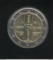 2 Euros Commemorative Belgique 2014 Croix Rouge - Bélgica