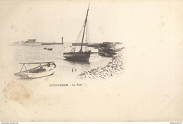 CPA Ouistreham - Le Port - Non Circulée - Ouistreham