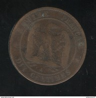 10 Centimes France - 1853 K - TTB - France