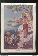 Publicité Format CPA Collection Hugo D'Alési - Menton - Illustrators & Photographers