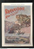 Publicité Format CPA Collection Hugo D'Alési - Rocamadour Et Montvalent - Illustrators & Photographers