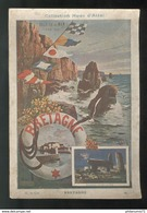 Publicité Format CPA Collection Hugo D'Alési - Bretagne - Illustrators & Photographers