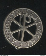 Badge Catholique Jubilée 1950 - Religion &  Esoterik