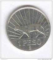 1 Peso Uruguay 1942 - TTB+ - Uruguay