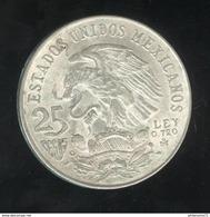 25 Pesos 1968 Mexique / Mexico TTB ( 2 ) - Mexique