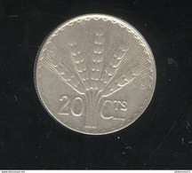 20 Centesimos 1942 Uruguay TTB+ ( 2 ) - Uruguay
