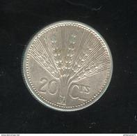 20 Centesimos 1954 Uruguay TTB+ - Uruguay