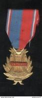 Médaille De Vétéran De La Confédération Musicale De France - Très Bon état - Frankrijk
