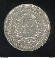 10 Pesos 1961 Uruguay TTB+ Lot 2 - Uruguay