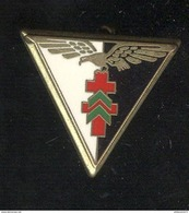 Insigne Base Aérienne 128 Metz - BA128 - Arthus Bertrand - Forze Aeree