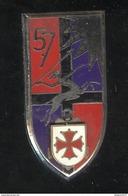Insigne 57ème RA Régiment D'Artillerie - Drago Paris - Army