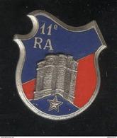 Insigne 11ème RA Régiment D'Artillerie - Drago Paris - Army