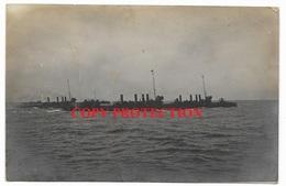 KRIEGSMARINE K.u.K Navy, Torpedo Gunboats On Fast Speed, 1915. - Guerre 1914-18