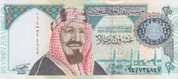 SAUDI ARABIA 20 RIYAL 1999 - 2000 P-27 COMMEMORATIVE KSA 100 YEARS UNC */* - Arabie Saoudite