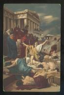 *A. Ciseri - I Maccabei* Ed. Stengel Nº 29784. Nueva. - Pintura & Cuadros